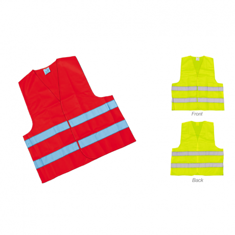 Safety Vest With Reflection Strips SV2694