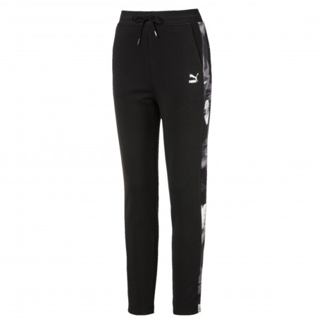CLASSICS Logo SW T7 AOP Under Female Track Suit