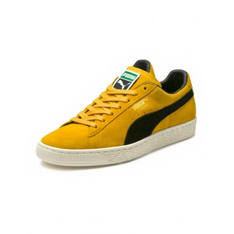Puma Suede Archive - Mineral Yellow/Black